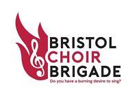 Join a fun, modern choir in Bristol! Bristol Choir Brigade - FREE TASTER available
