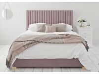 BRAND NEW BEDS FRAMES AND MEMORY MATTRESS