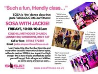 Sosa Dance Fitness - Colehill Methodist Church