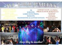 photobooth and dj packages for hire
