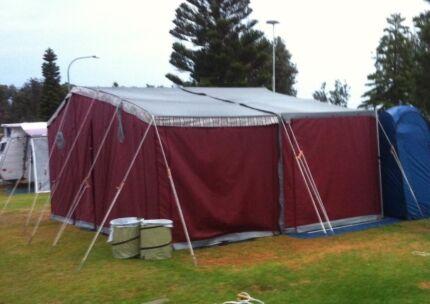 Billabong safari camper trailer Koonawarra Wollongong Area Preview