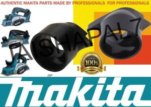 Makita Planer Dust Nozzle Adaptor DKP180 Bag Extractor Plastic