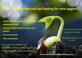 Learn to Run with jogscotland Penicuik