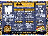Mutiny Festival 2017 Tickets (From £30)