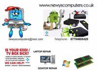 kodi android box repairs and upgrades