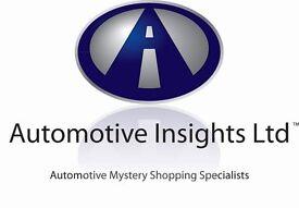 QC - Performance Analyst - Automotive Insights Ltd., Northampton