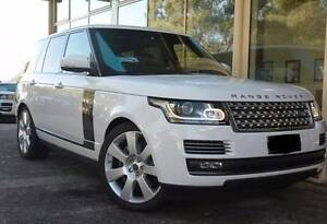 22inch Range Rover Alloy Wheels 4 X 22''Genuine 2015 Vogue SPORT Georges Hall Bankstown Area Preview