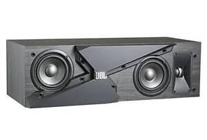 "JBL Studio 120C 2-1/2-Way, Dual 100mm (4"") Centre Speaker Black Five Dock Canada Bay Area Preview"