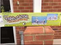 The Original Trail-gator The Bicycle Tow Bar