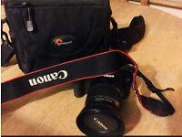 Canon EOS 450D DLSR