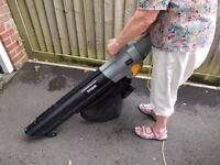 Titan 2800W Leaf Blower and Vacuum