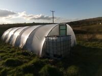 1 acre farm start plots for new growers and farmers in the Tamar Valley. Business use only.
