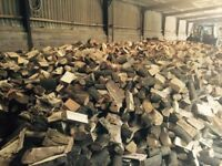 Dry Seasoned Hardwood/ Mixed Logs for Sale (Leeds and surrounding areas)