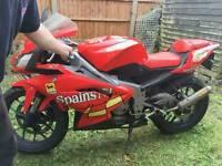 Aprilia Rs Spains no1 125cc