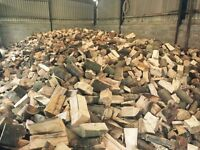 Dry Seasoned Mixed and Hardwood Logs for Sale Based in Leeds Free Delivery