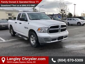2017 RAM 1500 ST *BLUETOOTH* *TOW PACKAGE*