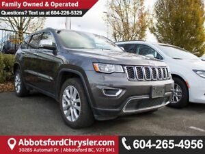 2017 Jeep Grand Cherokee Limited *SINGLE OWNER* *ACCIDENT FREE*