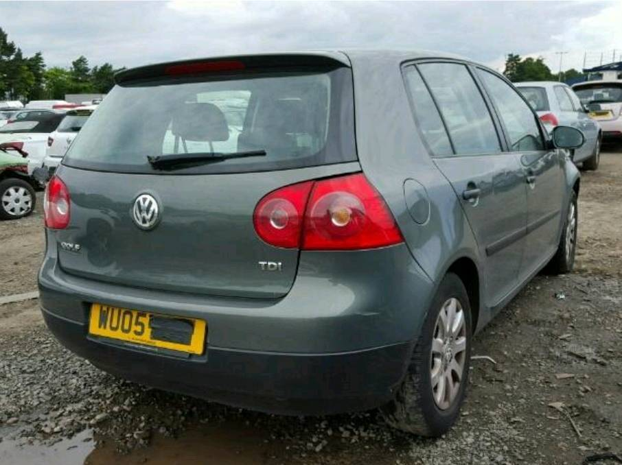 VW GOLF MK5 1.9 TDI available for spare parts