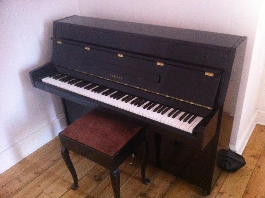 Yamaha Piano C Series Number