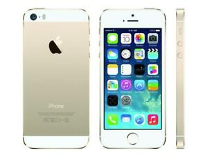 Apple iPhone 5S, 16GB, Gold, Bell/Virgin Mobile (5383)