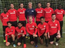 Get back into football, join london football team, find football team PLAY IN YOUR LOCAL AREA