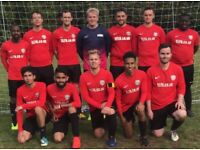 Football clubs in London, football team in London recruiting, find football near me 02jh3