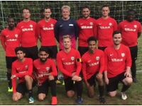 Weekend 11 aside football, teams looking for players, Get fit, lose weight. LOSE WEIGHT, JOIN TEAM