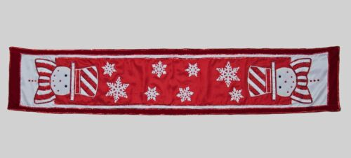 "NEW Katherine's Collection 72"" Spectacular Table Runner Christmas 08-782392"