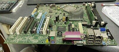 Dell TP412 Precision T3400 Socket LGA775 Motherboard w/ E6750 CPU &  4GB Memory