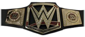 (B Grade) WWE Kids World Heavyweight Championship Toy Title Belt