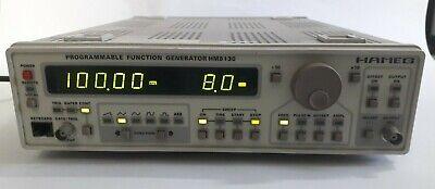 Hameg Hm8130 Programmable Generator-ebay Best Low Price