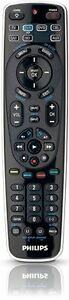 Universal Simple Set 7 Function Remote Control for  Philips TV D