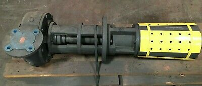 Gusher Horizontal End Suction Pump Model 72004 V2 New Old Stock