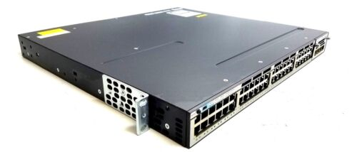 Cisco Catalyst 3560x-48pf-s - Switch - Managed - 48 Ports