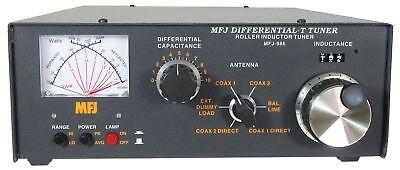MFJ-986 HF (1.8-30MHz) Manual Roller Tuner w/ SWR/Wattmeter, Handles 3KW. Buy it now for 439.95