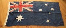 VINTAGE QUALITY RARE LARGE AUSTRALIAN HOISTING FLAG 1 Kambah Tuggeranong Preview