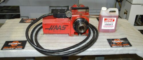 Haas HA5CBRC Rotary Indexer