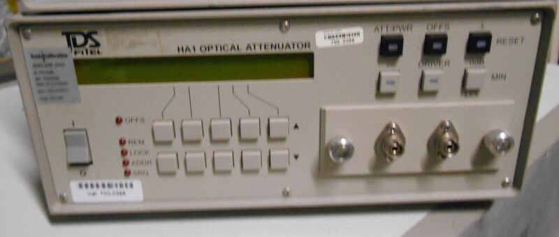 Jds Uniphase Ha1503-fps2 Optical Attenuator Jdsu Ha1