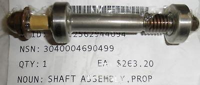 Sparling Fuel Meter Propeller Shaft 3040-00-469-0499 537540
