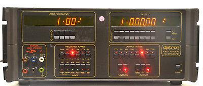 Datron 4200 Ac Voltagecurrent Calibrator Woptions 30 90