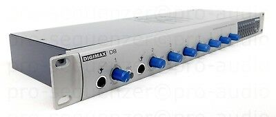 Preamps & Channel Strips - Presonus Digimax