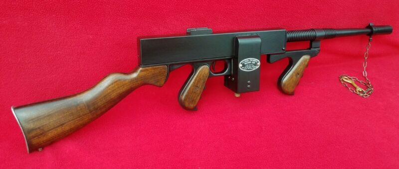 Vintage Feltman Pneumatic Machine Gun ~ Shoot the Star ~ Carnival ~ Arcade ~NICE