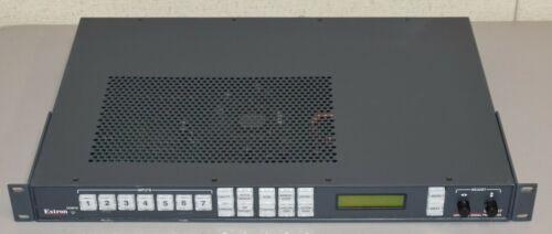 Extron USP 507 Universal Signal Processor HDSDI/SDI DVI (Needs Reconfiguring)