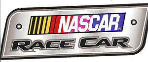 NASCAR Race Car -  Decal