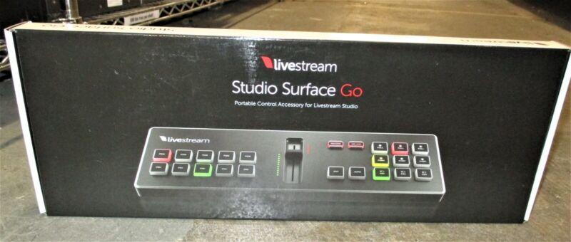 New Sealed LIVESTREAM GO-1802 Studio Surface Go