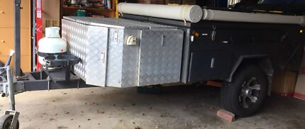 2014 Off-road camper trailer Belmont Geelong City Preview