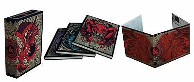 D&D Limited Edition Gift Set - Parted Out (DMG, PH, MM, DM Screen, Slip - Limit Part