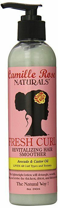 Camille Rose Naturals Fresh Curl, 8 Ounce