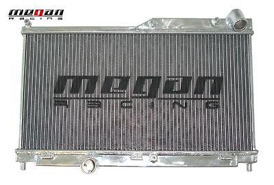 MEGAN RACING HIGH PERFORMANCE ALUMINUM RADIATOR FOR 00 03 NISSAN MAXIMA 4DR ALL
