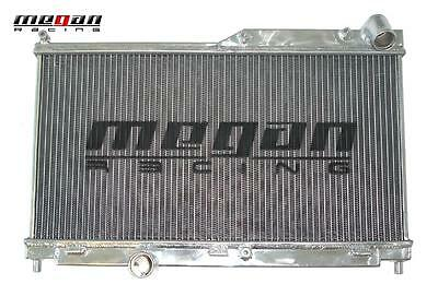 MEGAN HIGH PERFORMANCE ALUMINUM RADIATOR FOR 00 03 NISSAN MAXIMA 4DR ALL